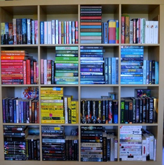 shelfie june 2015