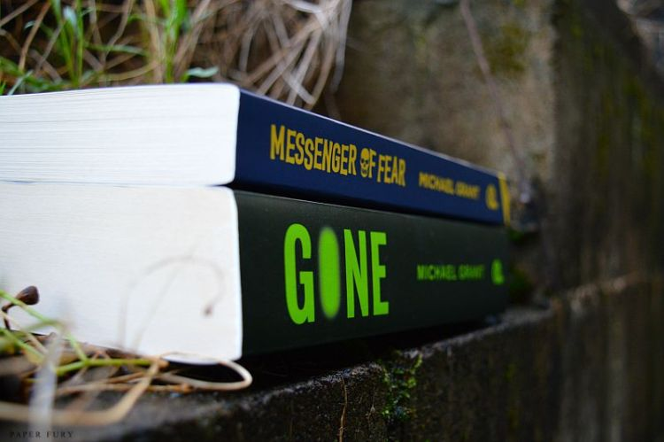gone messenger of fear