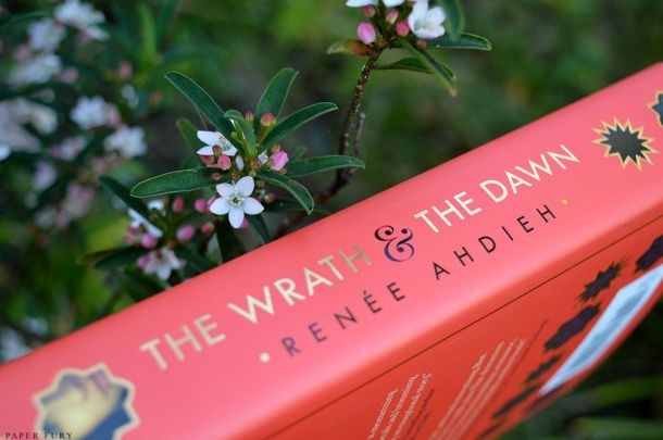 the wrath and the dawn flowers