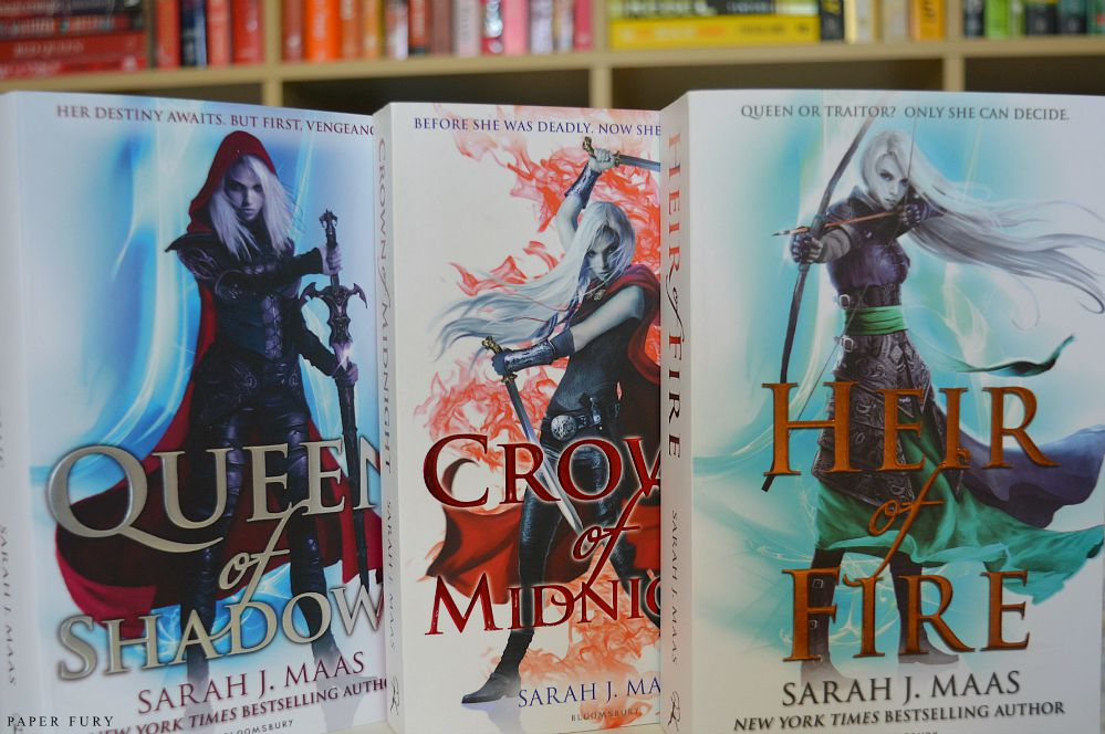 throne of glass series (3)