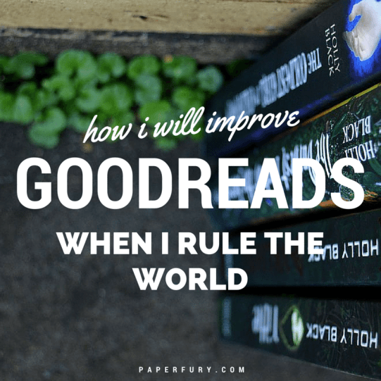 improve goodreads