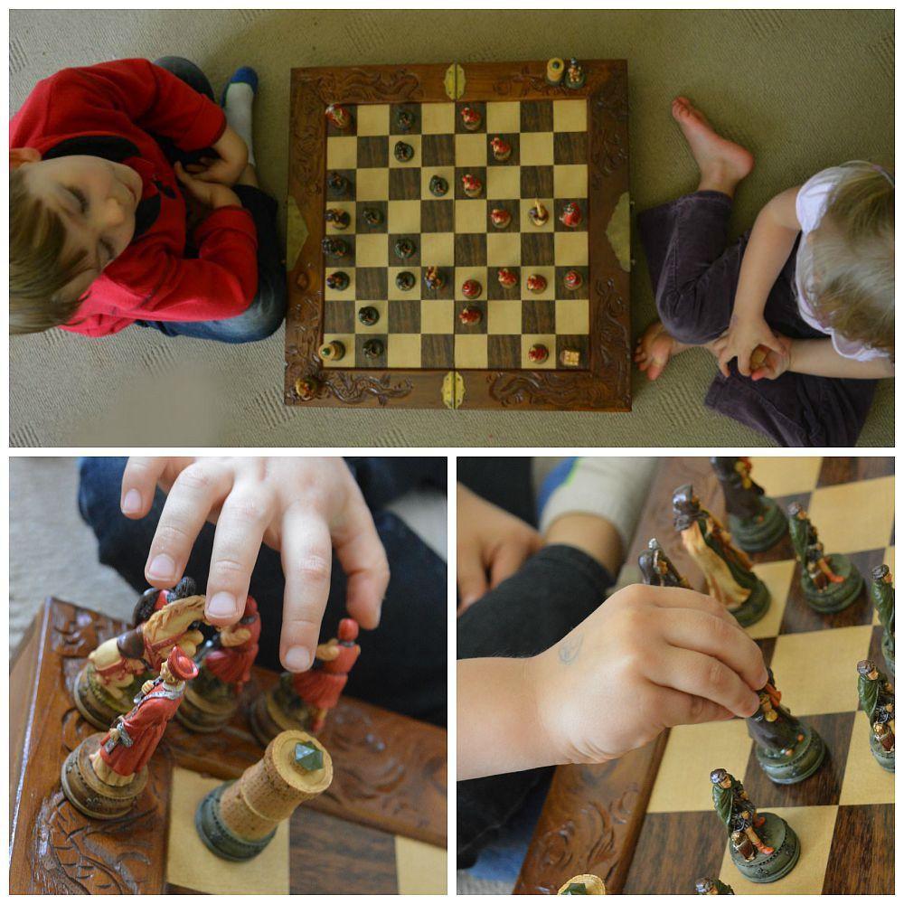 baking chess