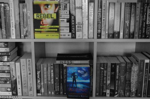 rebel + allegiant