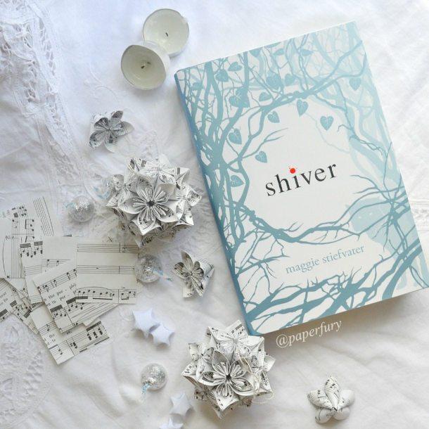 shiver _ white