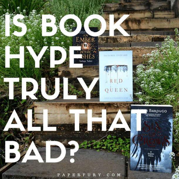 Is Book Hype Bad- Really-