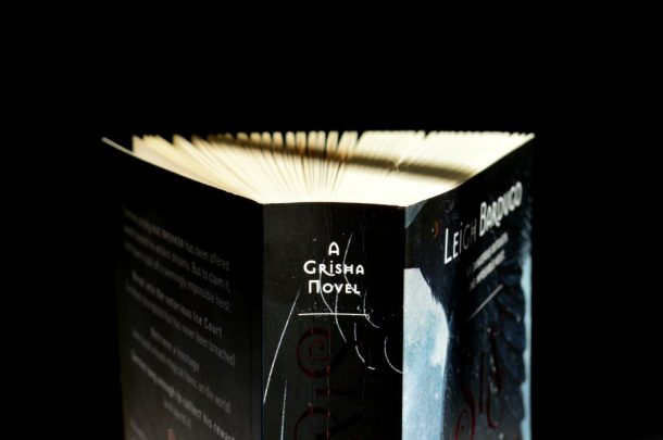 six of crows spine