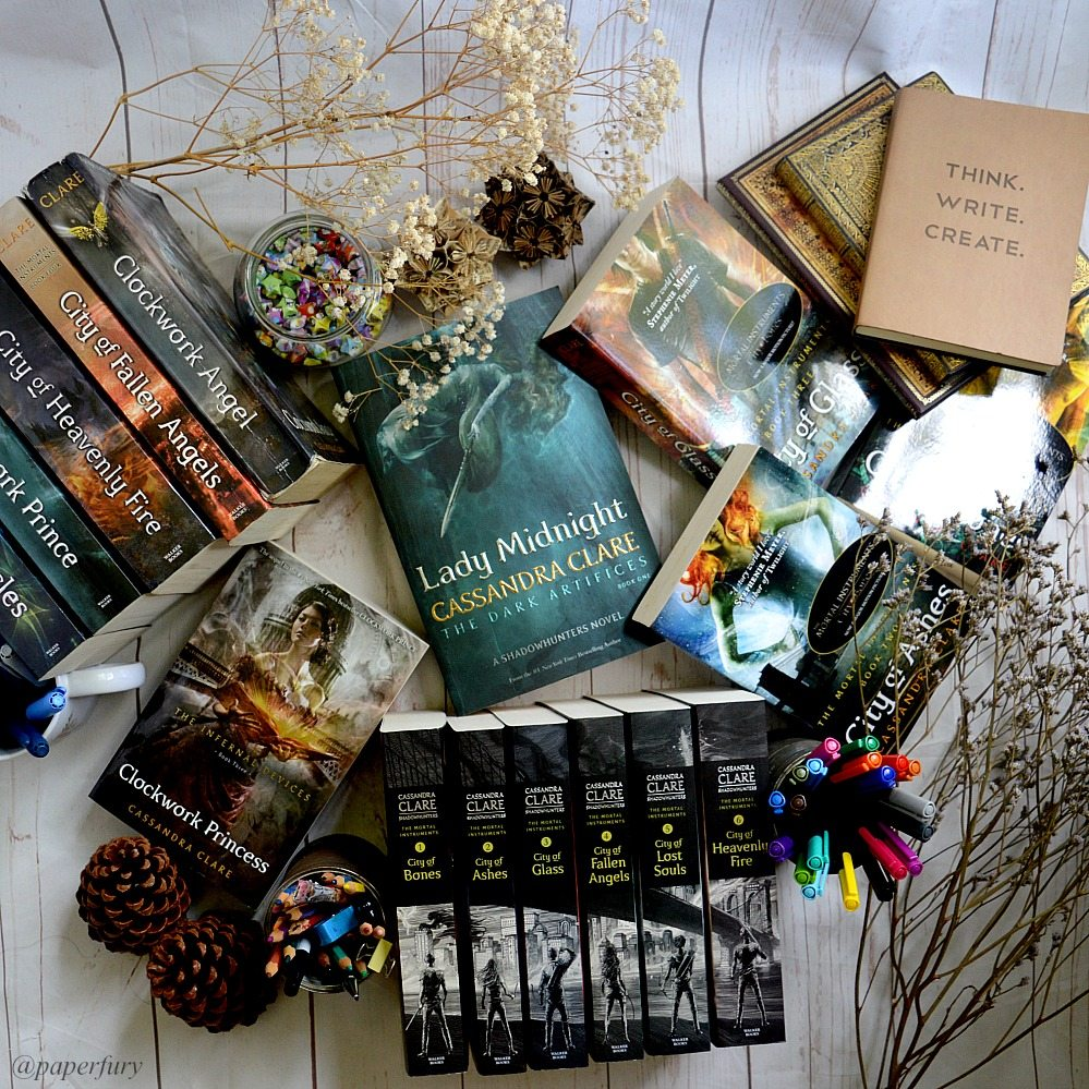 lady midnight that review that�s stuffed with rabid