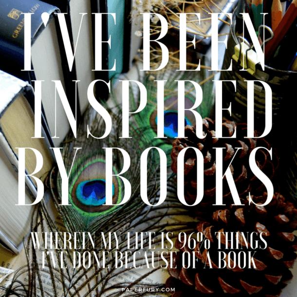 book inspiration