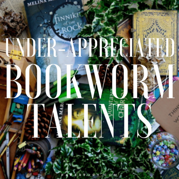 bookworm talents