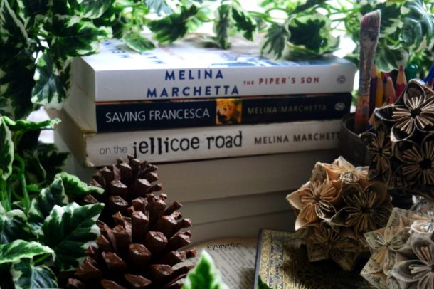 melina marchetta stack
