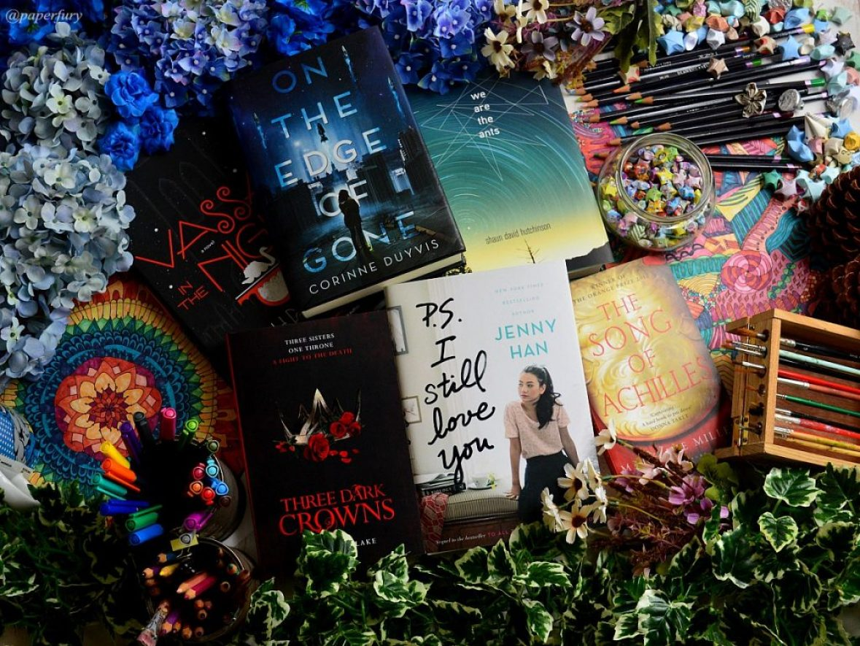 book-haul-october-3