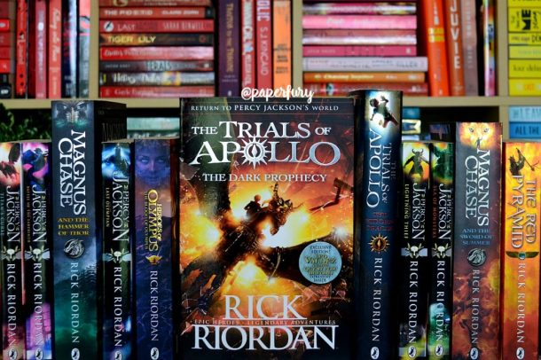 The Dark Prophecy (Trials Of Apollo #2) by Rick Riordan