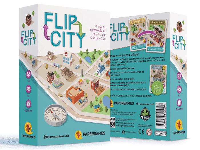 Caixa Flip City