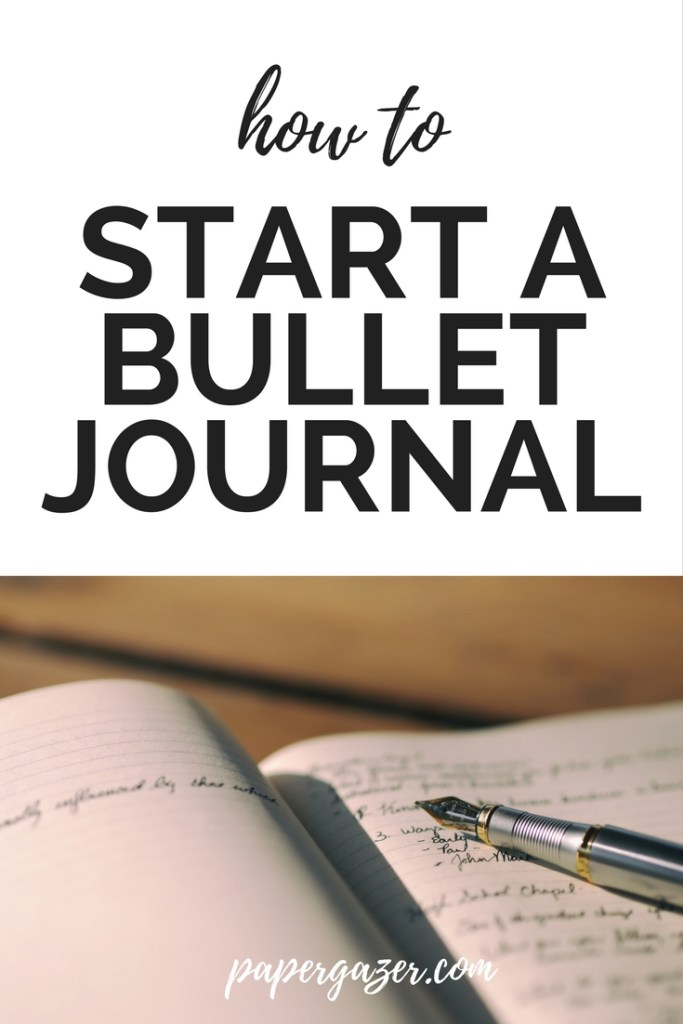 A great guide for How to Start a Bullet Journal. This post has good tips and spread ideas for your bujo!