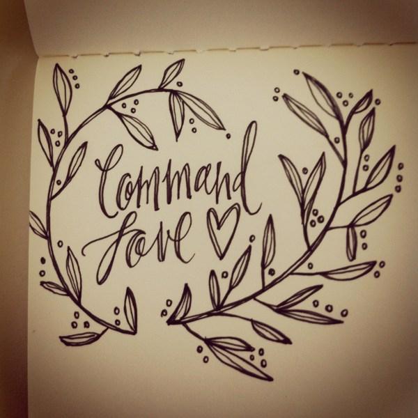 Command Love