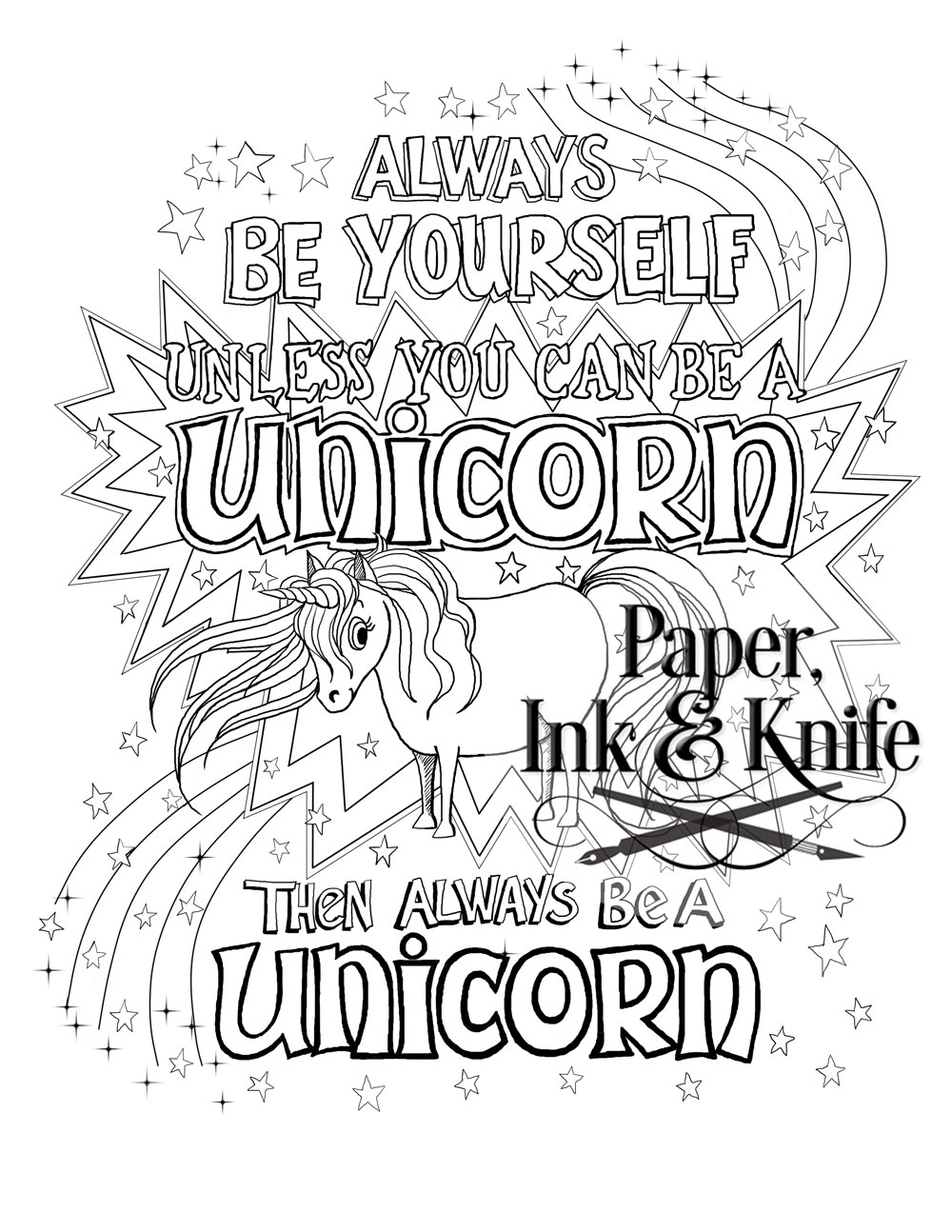Always Be A Unicorn Family Is Everything Butterflies And