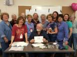 Peter Thornton's class at Letters California Style 2015