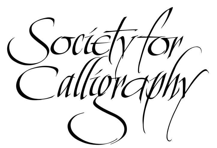 Calligraphy Guild Showcase Society For Calligraphy