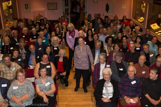 40th Anniversary Talk with Alice & Jerry Kelly at the Grolier Club - Sept 2014