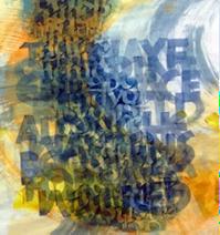 Calligraphy by Roann Mathias
