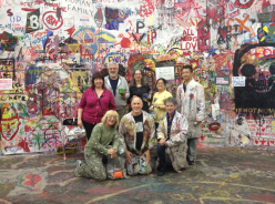 The Draftsman's Congress - audience participation installation at New Museum - Mar 2014