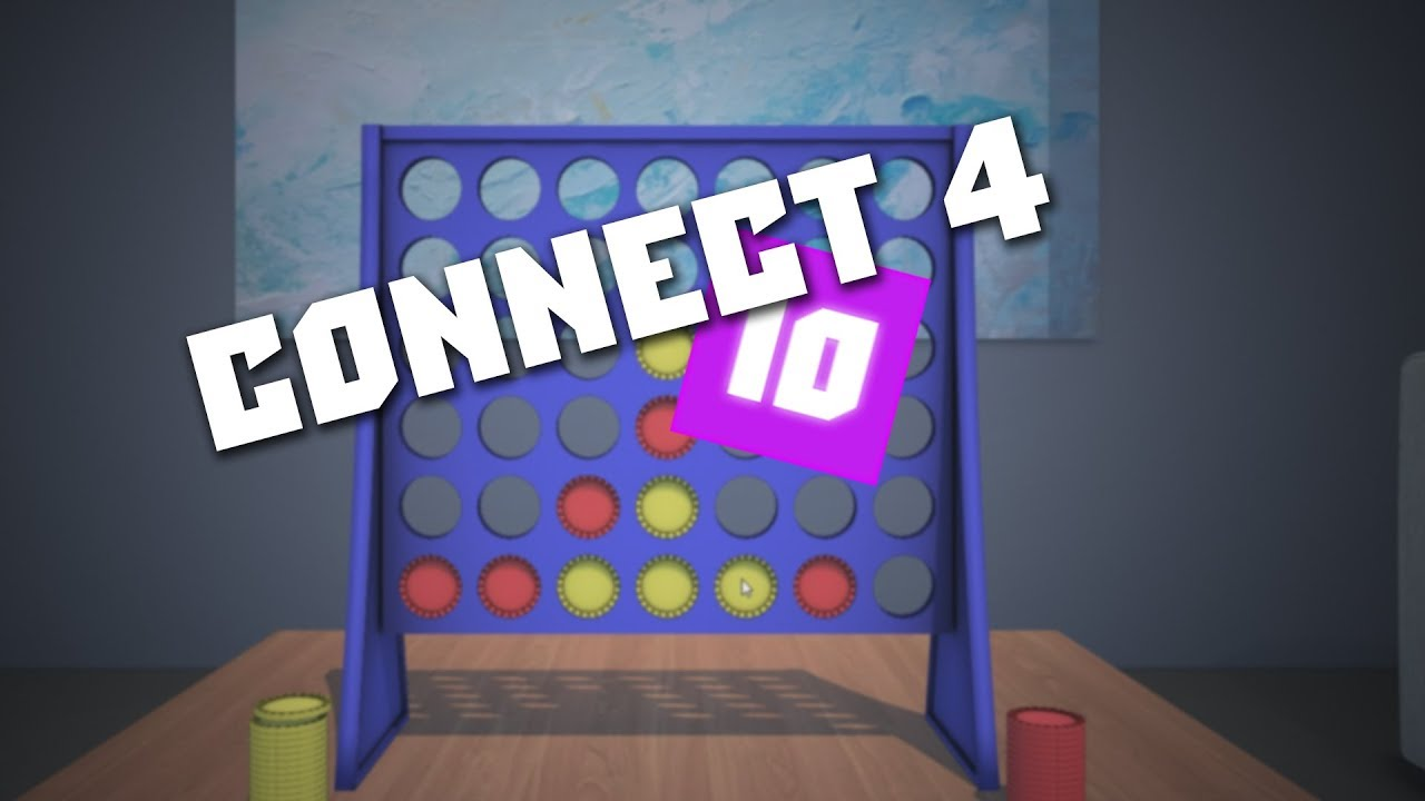 play connect 4 io