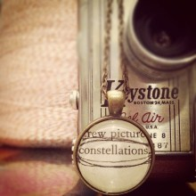 Constellations Necklace, $30