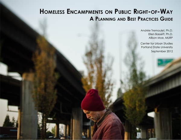 Homeless Booklet