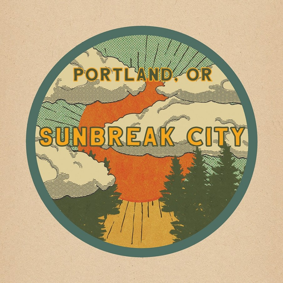 Portland graphic art