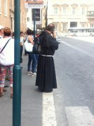 Monks on cell phones