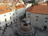 Dubrovnik main square