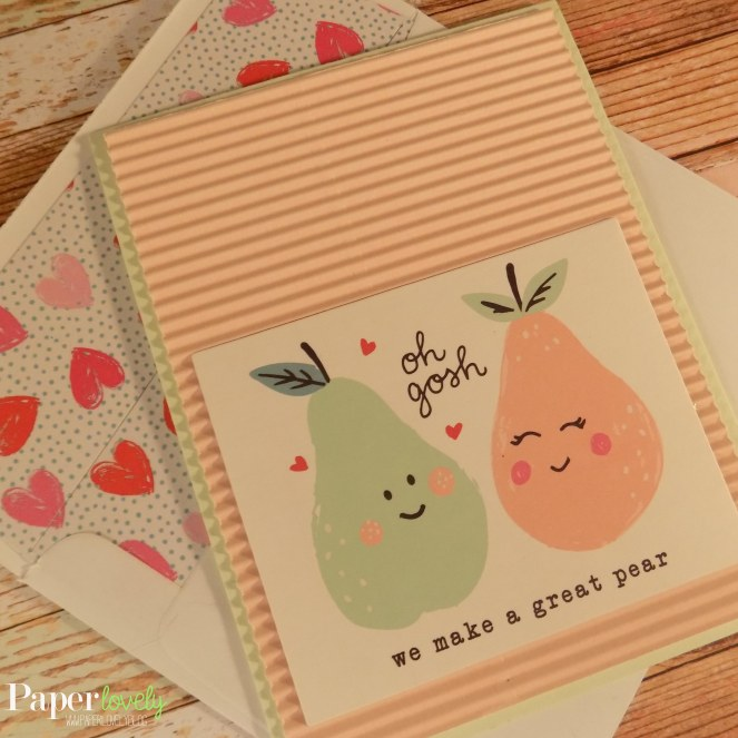 1 envelope