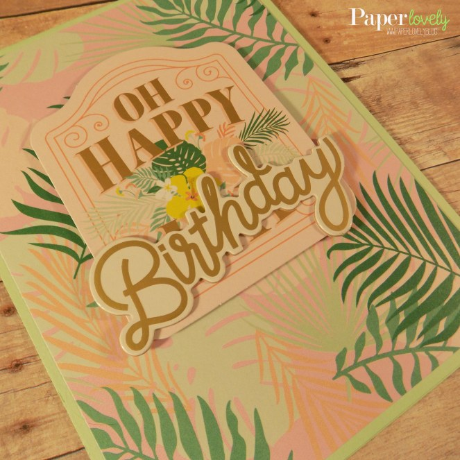 birthday card close