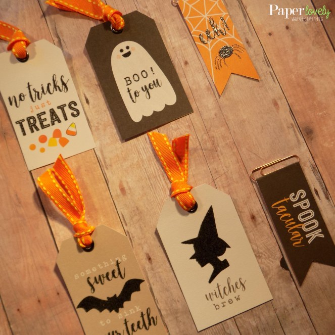 mini tags & banners