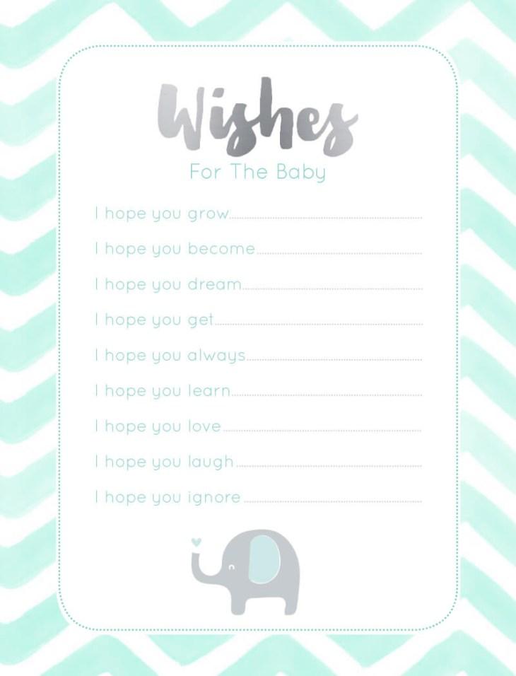 ... Baby Shower Games. arrow left. front