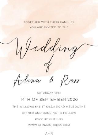 Wedding Invitations Brisbane Australia S Best Designs