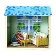 Casa muñecas de verano / Dollhouse summer.