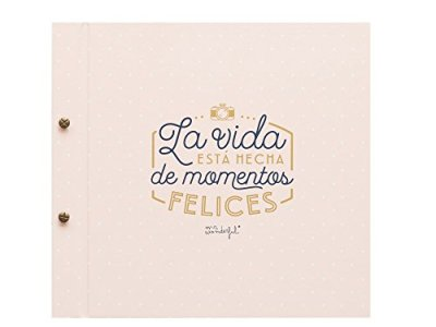 "Álbum Mr. Wonderful ""La vida está hecha de momentos felices"""