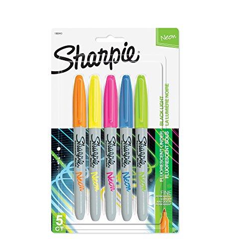 Sharpies Neon