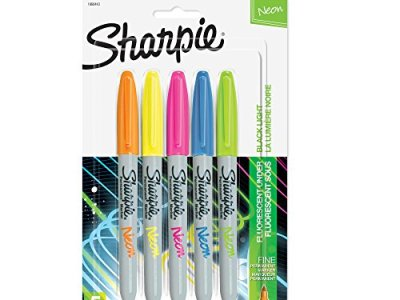 Sharpies Neon