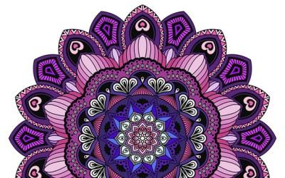 Mandalas para colorear y relajar la mente