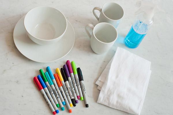 5 ideas creativas con subrayadores de colores y marcadores Sharpie
