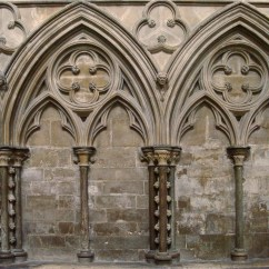 Cathedral Architecture Gothic Arches Diagram How Do You A Venn Cone 023 Quatrefoil Papermatrix