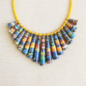 funny creative boho necklace funky jewelry