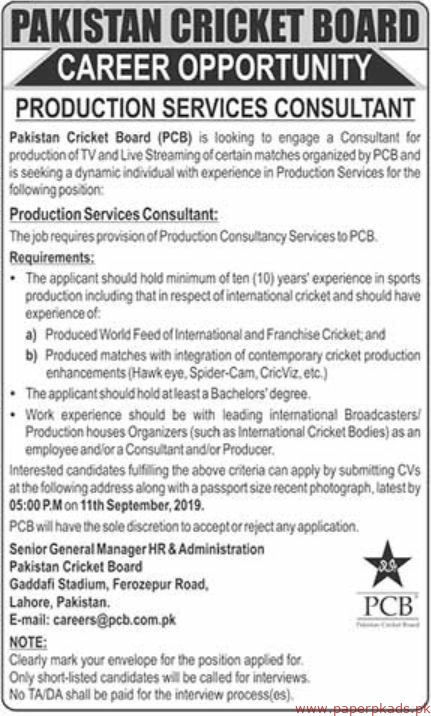 Latest Jobs in PCB - vulearning jobs
