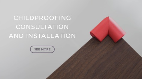 child proofing consultation and installation