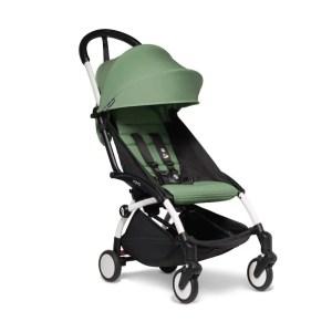 Babyzen-Yoyo-plus-stroller-green-1