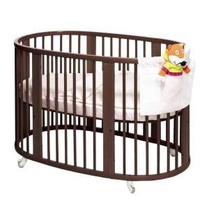 stokke-Sleepi-Crib-brown-1