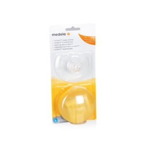 Contact Nipple Shields 2 Pcs