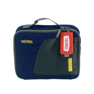 Thermos Radiance Lunch Kit Navy/Yellow